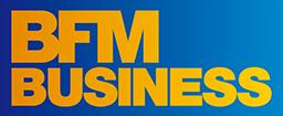 Logo de la chaine BFM tv